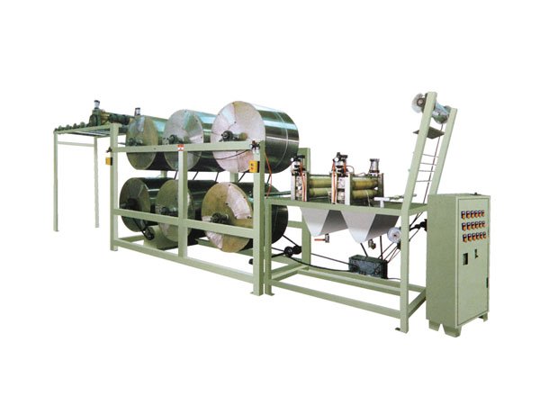 Six roller setting machine